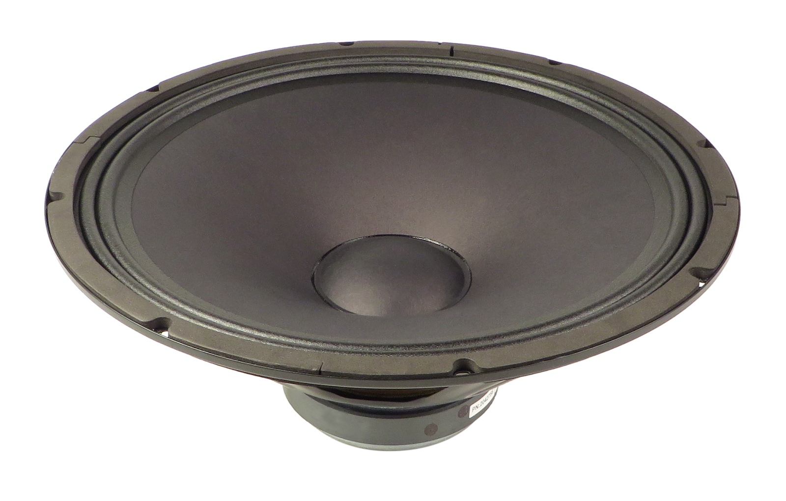 Audio Lab Of Ga In 1 Ohm Dual Voice Coil Sub W Spring Loaded Wire Terminal Ebay