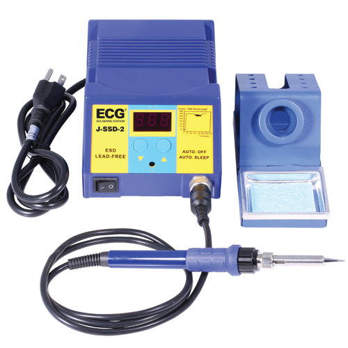 ECG J-025E 25 Watt Ergonomic Corded Soldering Iron